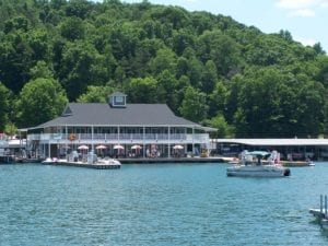 Sequoyah Marina on Norris Lake in Anderson County