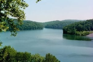 Norris Lake in Anderson County