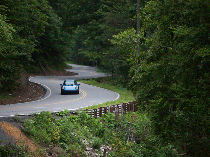 SCENIC DRIVES IN ANDERSON COUNTY, TENNESSEE