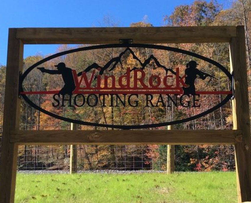 Windrock Shooting Range and Training Center