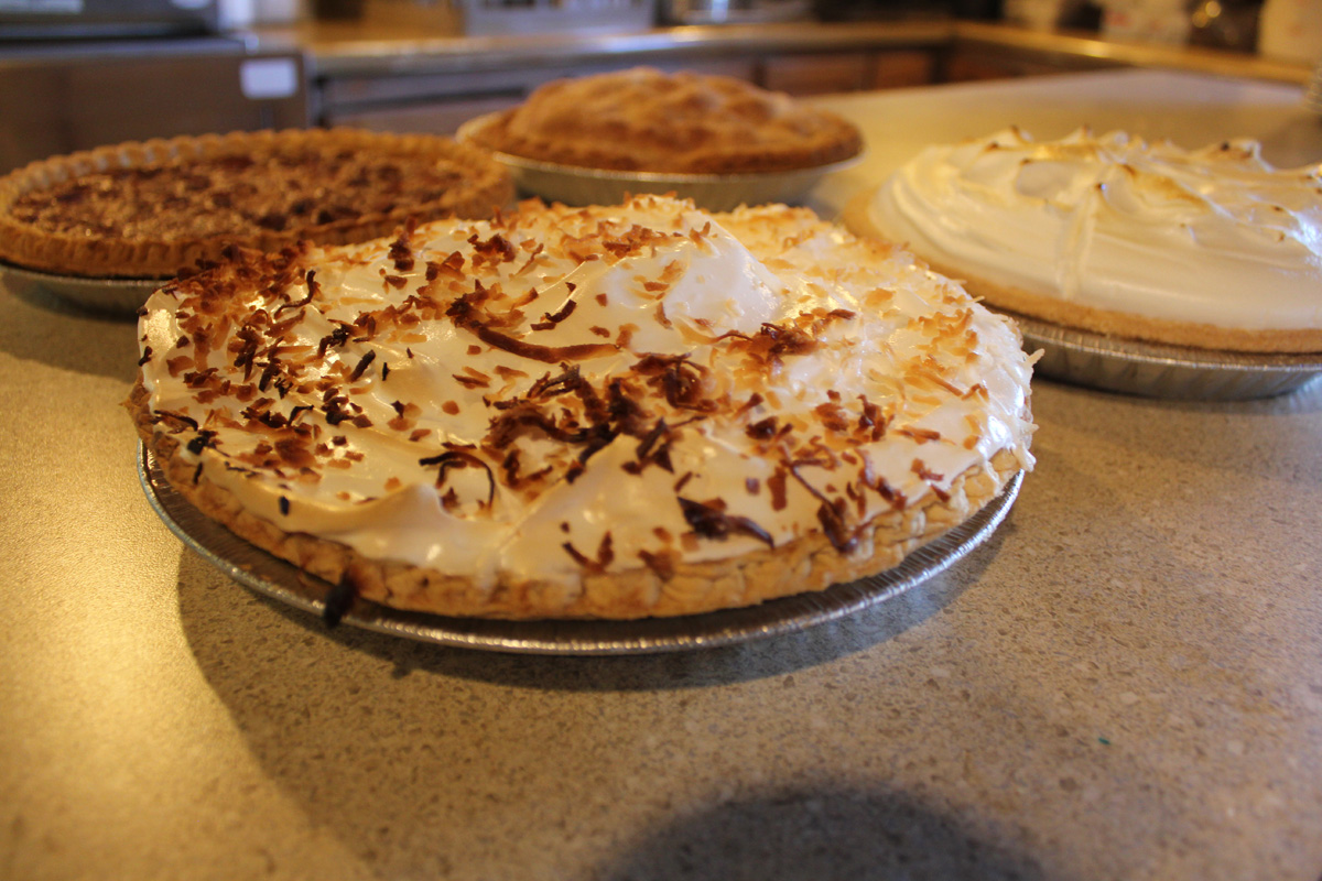 HOLIDAY PIES IN ANDERSON COUNTY, TENNESSEE