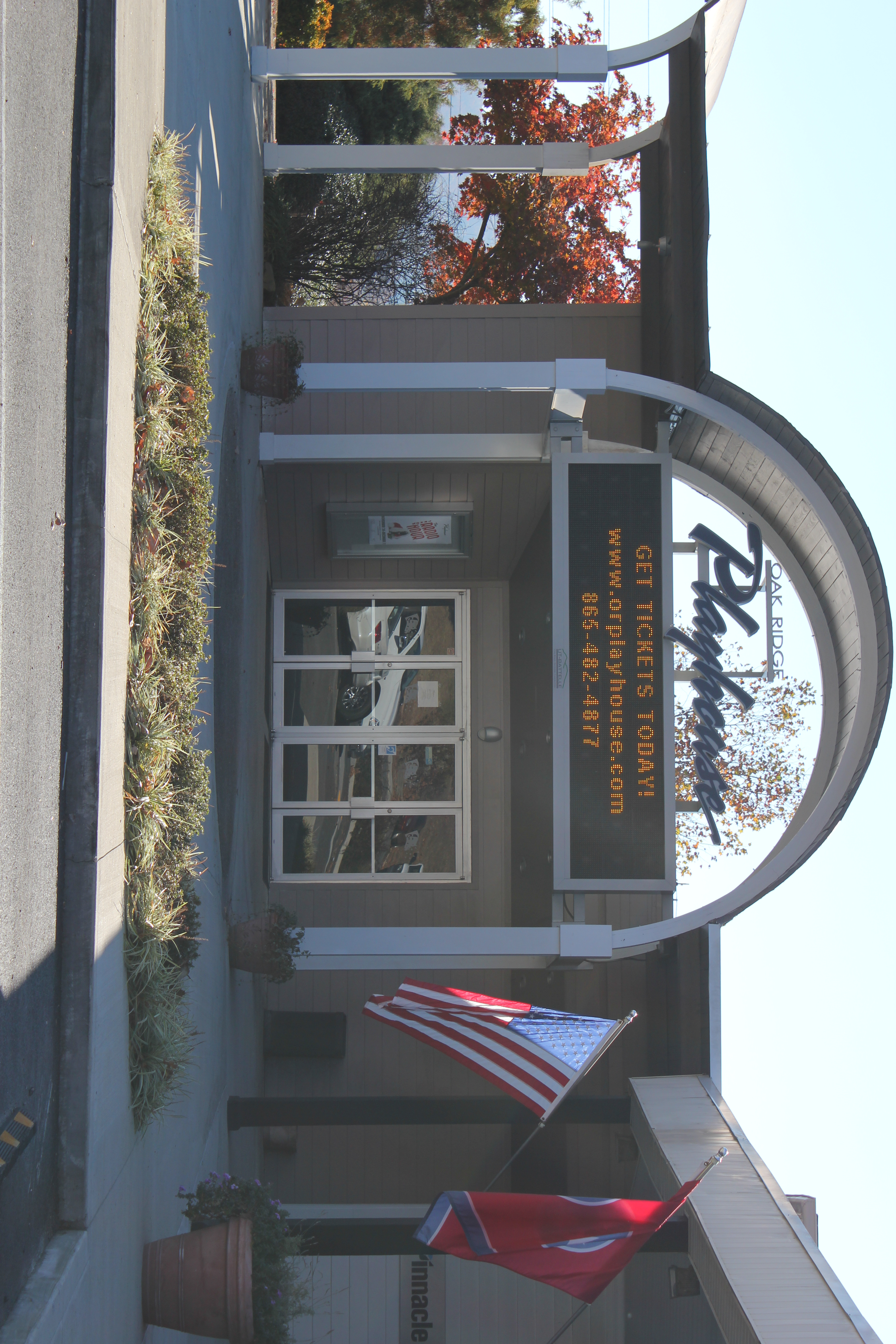 5 FUN FACTS ABOUT THE OAK RIDGE PLAYHOUSE