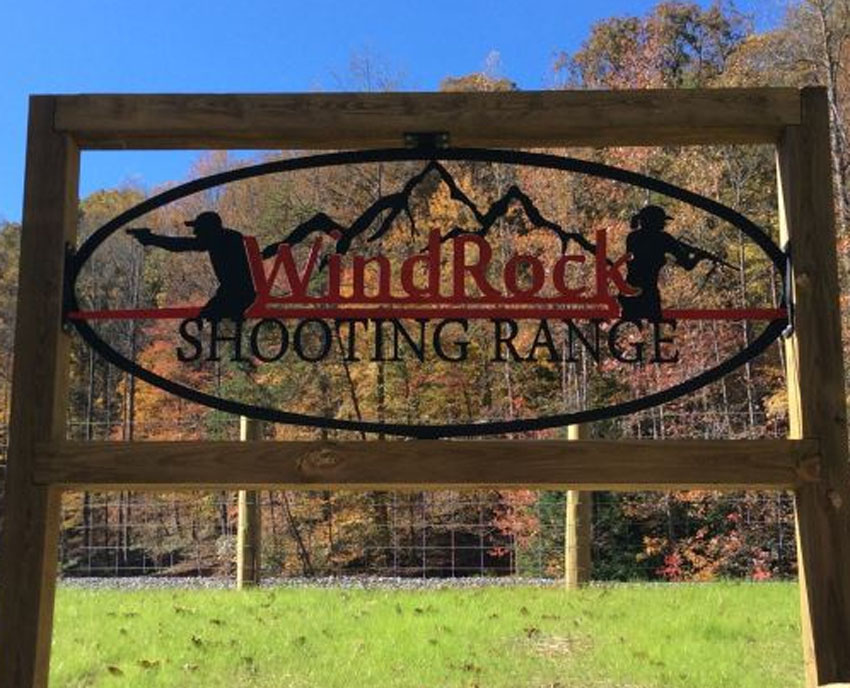WHAT TO EXPECT WHEN YOU VISIT THE WINDROCK SHOOTING RANGE